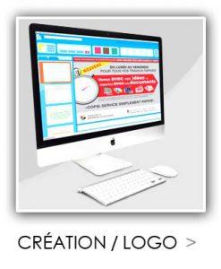 création - logo - Infographisme