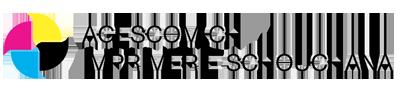 logo agescom imprimerie Schouchana Genève