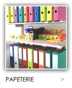 PAPETERIE - FOURNITURES DE BUREAU