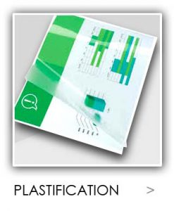 Plastifications - Laminage