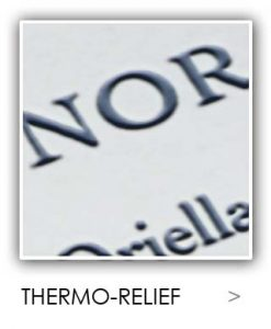 Thermo-relief