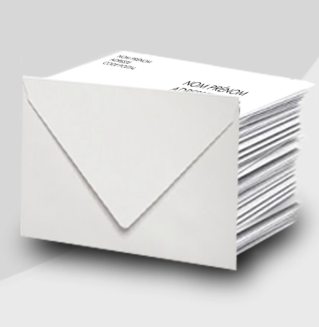 Publipostage enveloppe
