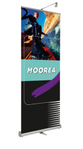 Support affiche moorea Agescom Genève