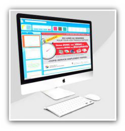 creation logo infographisme imprimerie agescom geneve