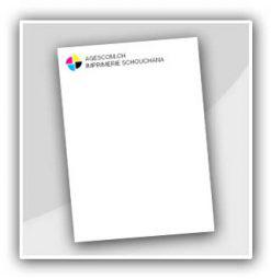 en-tetes-lettre imprimerie agescom geneve